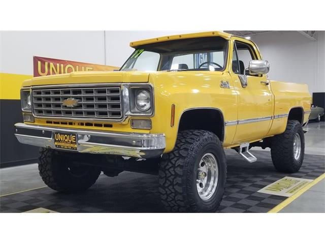 1977 GMC Sierra (CC-1525043) for sale in Mankato, Minnesota