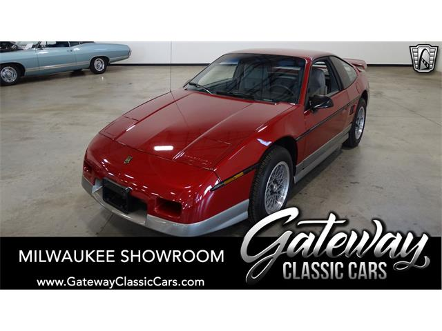 1987 Pontiac Fiero (CC-1520505) for sale in O'Fallon, Illinois