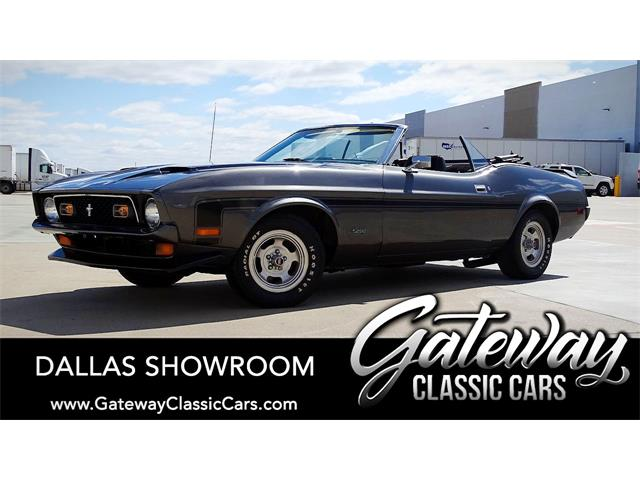 1972 Ford Mustang (CC-1525053) for sale in O'Fallon, Illinois