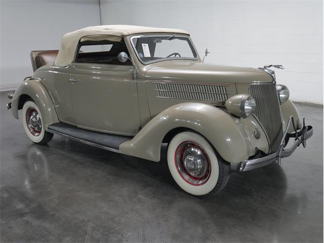 1936 Ford Custom (CC-1525060) for sale in Jackson, Mississippi
