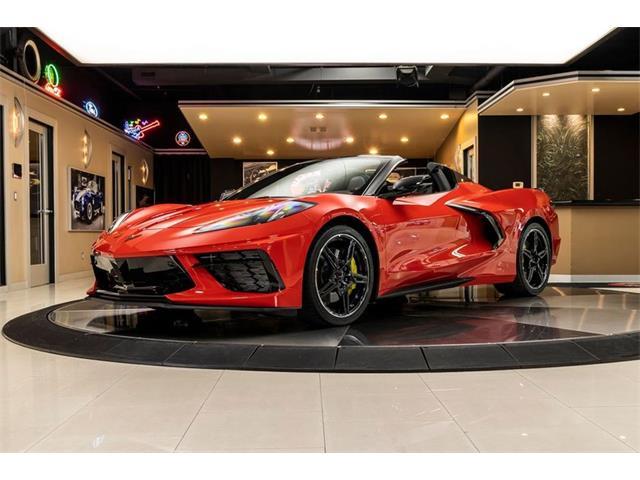 2021 Chevrolet Corvette (CC-1525063) for sale in Plymouth, Michigan