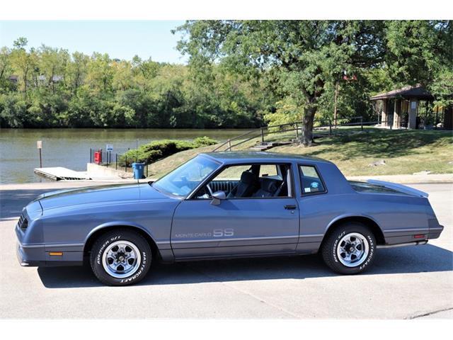 1984 Chevrolet Monte Carlo (CC-1525067) for sale in Alsip, Illinois