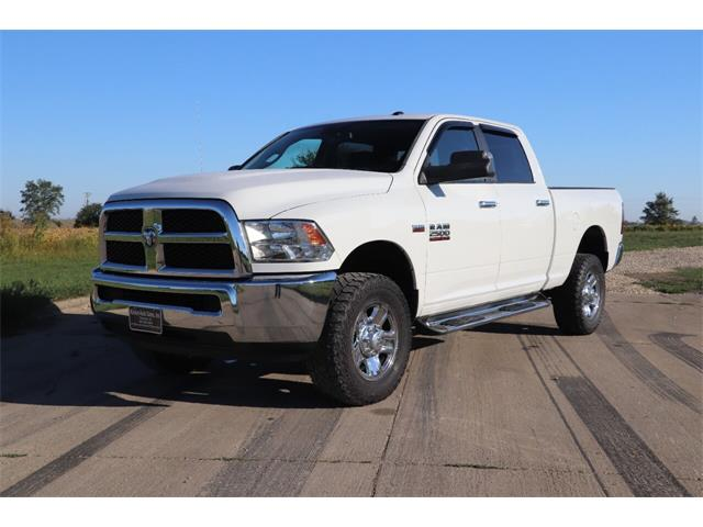 2015 Dodge Ram 2500 (CC-1525078) for sale in Clarence, Iowa
