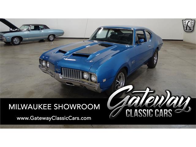 1969 Oldsmobile 442 (CC-1520508) for sale in O'Fallon, Illinois
