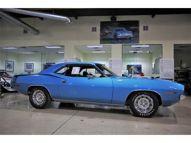 1970 Plymouth Cuda (CC-1525080) for sale in Chatsworth, California