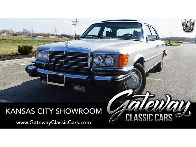 1976 Mercedes-Benz 450SEL (CC-1525085) for sale in O'Fallon, Illinois