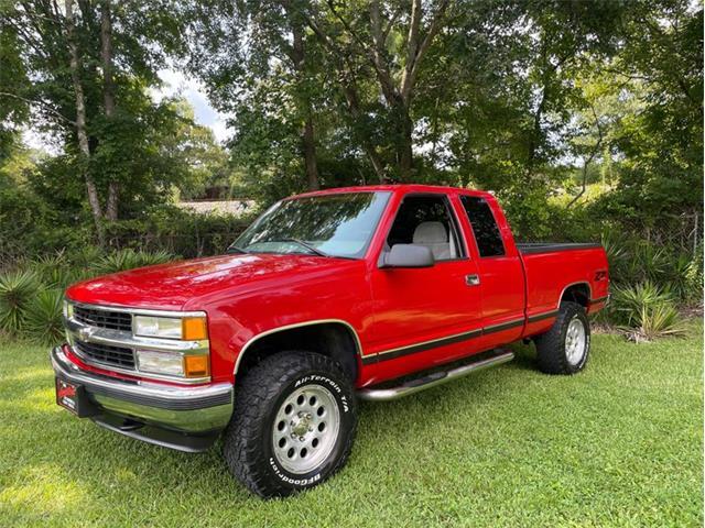1998 Chevrolet Silverado (CC-1525090) for sale in Greensboro, North Carolina