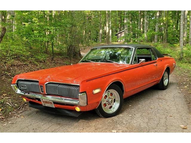 1968 Mercury Cougar (CC-1525094) for sale in Greensboro, North Carolina