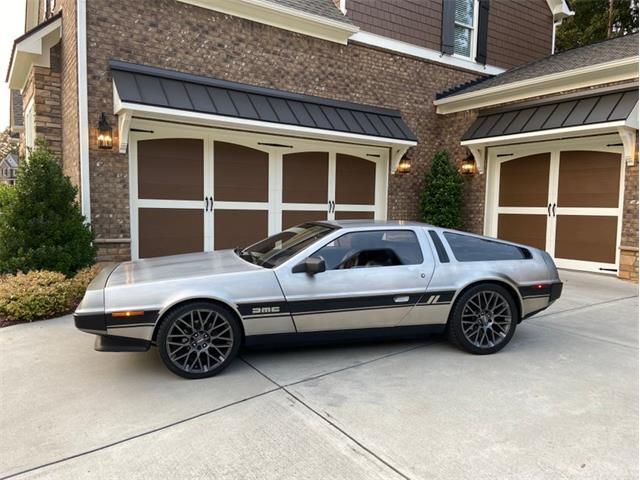1983 DeLorean DMC-12 (CC-1525096) for sale in Greensboro, North Carolina