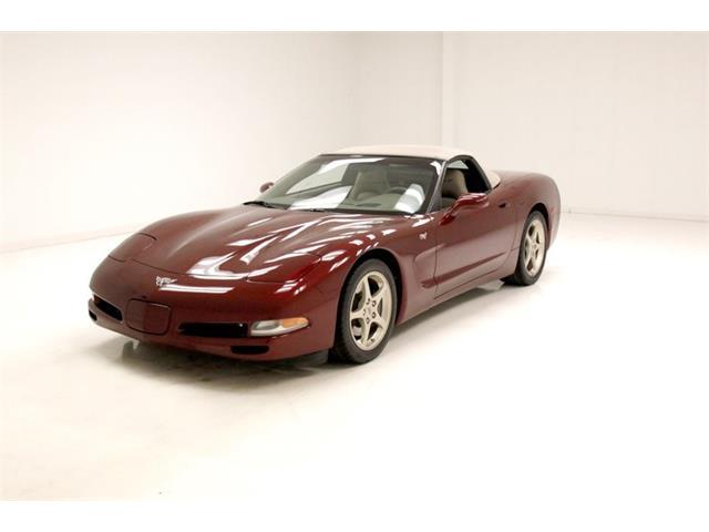 2003 Chevrolet Corvette (CC-1520051) for sale in Morgantown, Pennsylvania
