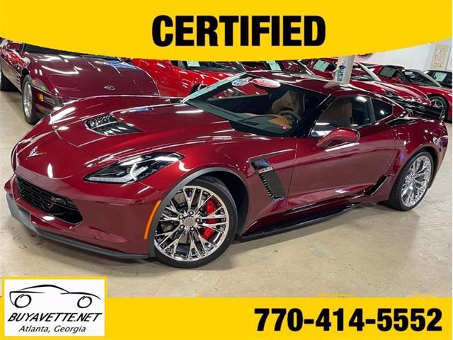 2018 Chevrolet Corvette (CC-1525106) for sale in Atlanta, Georgia