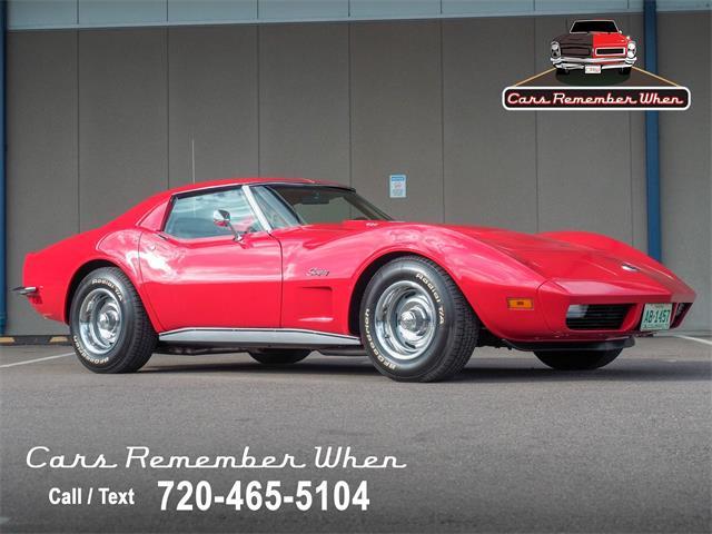 1973 Chevrolet Corvette (CC-1525126) for sale in Englewood, Colorado