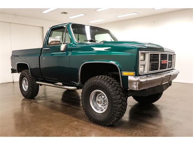 1985 GMC Sierra (CC-1525133) for sale in Sherman, Texas