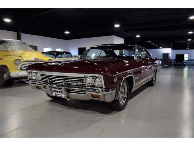 1966 Chevrolet Impala SS (CC-1525147) for sale in Sioux City, Iowa