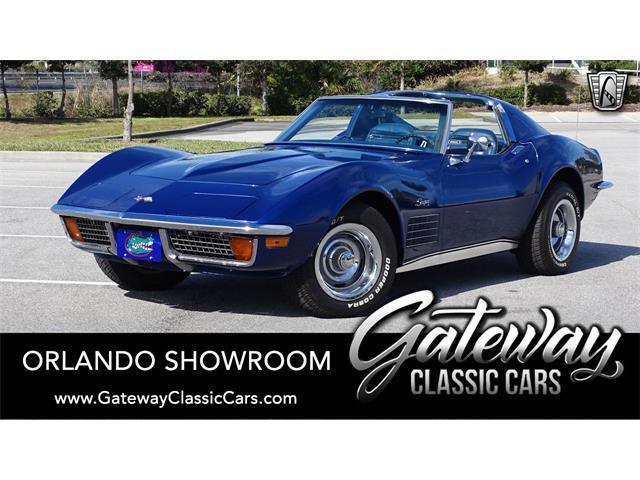 1972 Chevrolet Corvette (CC-1525152) for sale in O'Fallon, Illinois