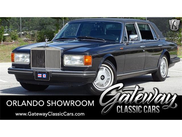 1984 Rolls-Royce Silver Spur (CC-1525154) for sale in O'Fallon, Illinois
