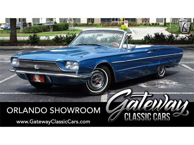 1966 Ford Thunderbird (CC-1525160) for sale in O'Fallon, Illinois
