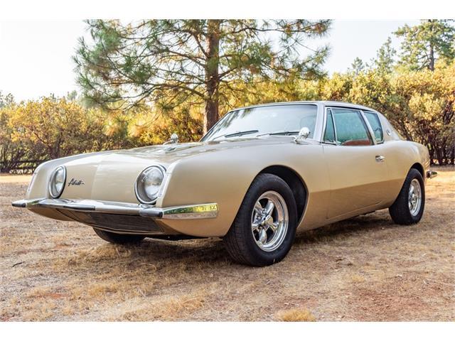 1963 Studebaker Avanti (CC-1525161) for sale in Grass Valley, California