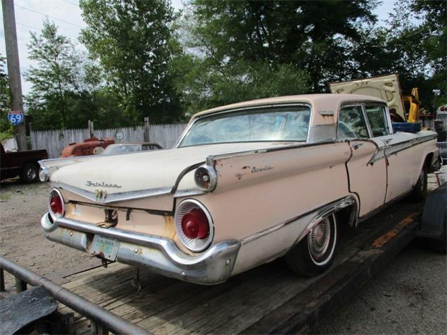 1959 Ford Galaxie 500 (CC-1525176) for sale in Jackson, Michigan