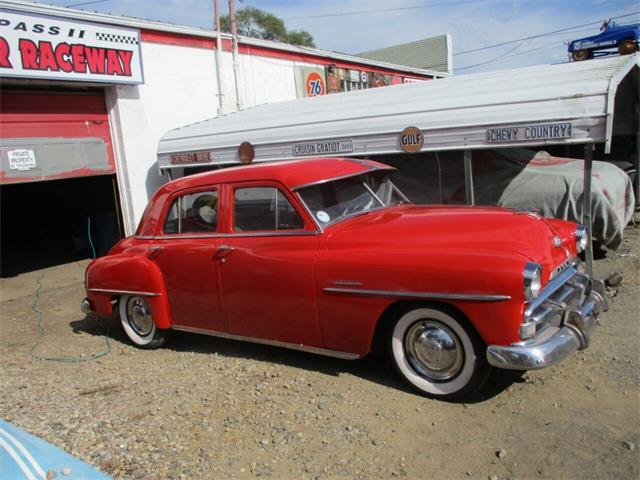 1951 Chrysler Windsor (CC-1525177) for sale in Jackson, Michigan