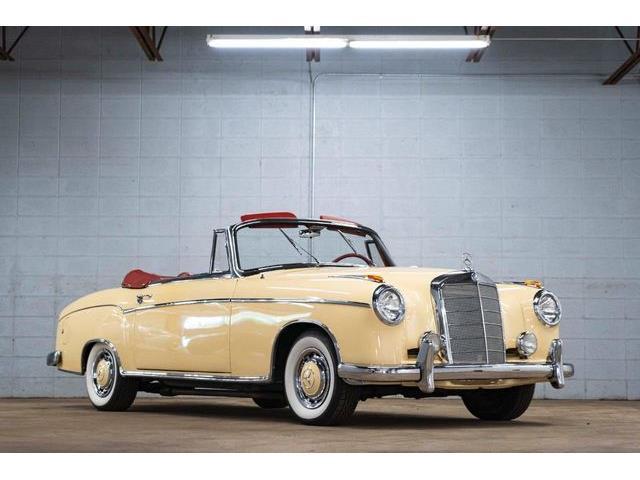 1960 Mercedes-Benz 220S (CC-1525197) for sale in La Jolla, California