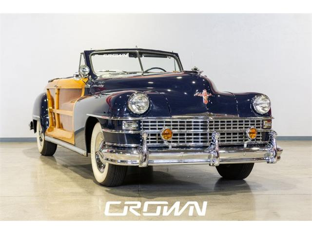 1948 Chrysler Town & Country (CC-1525203) for sale in Tucson, Arizona