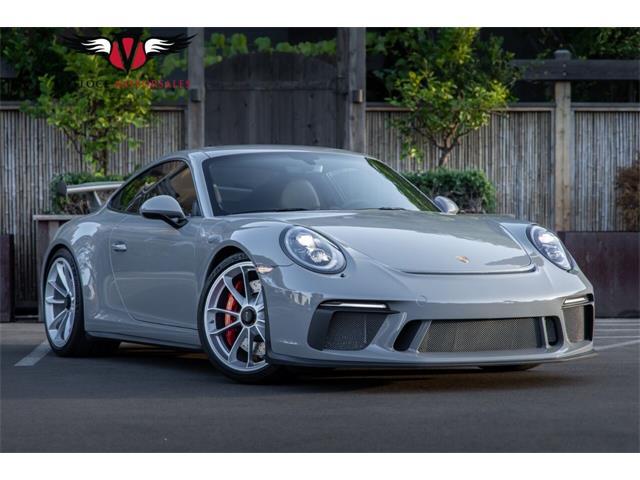 2018 Porsche 911 (CC-1525205) for sale in San Diego, California