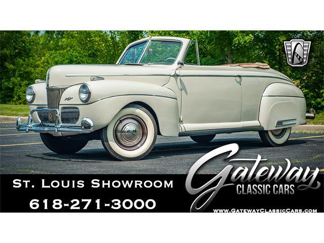 1941 Ford Super Deluxe (CC-1525211) for sale in O'Fallon, Illinois