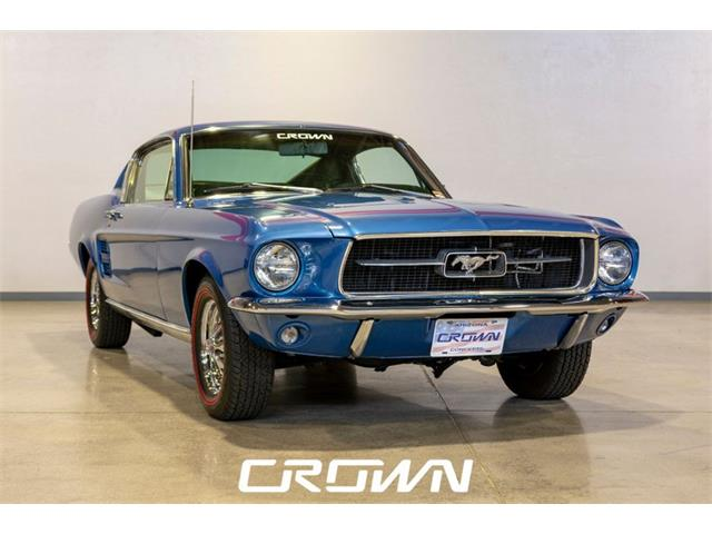 1967 Ford Mustang (CC-1525213) for sale in Tucson, Arizona