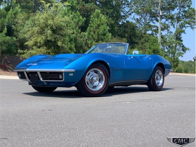 1968 Chevrolet Corvette (CC-1525214) for sale in Benson, North Carolina