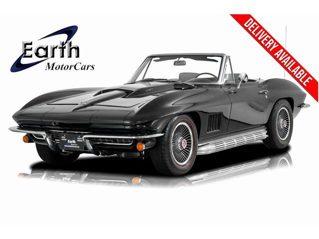 1967 Chevrolet Corvette (CC-1525253) for sale in Carrollton, Texas