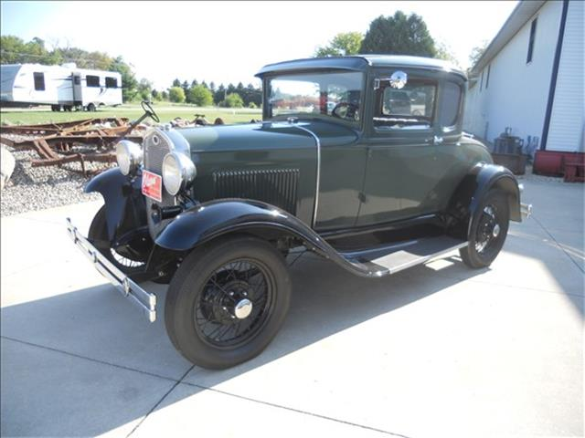 1931 Ford Model A (CC-1525257) for sale in STOUGHTON, Wisconsin