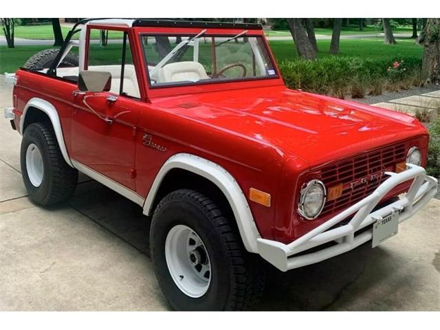 1977 Ford Bronco (CC-1525260) for sale in Carrollton, Texas