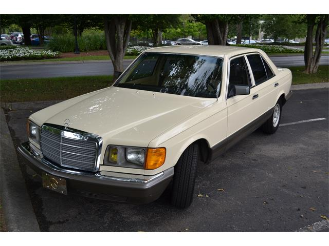 1984 Mercedes-Benz 300SD (CC-1525268) for sale in Nashville, Tennessee
