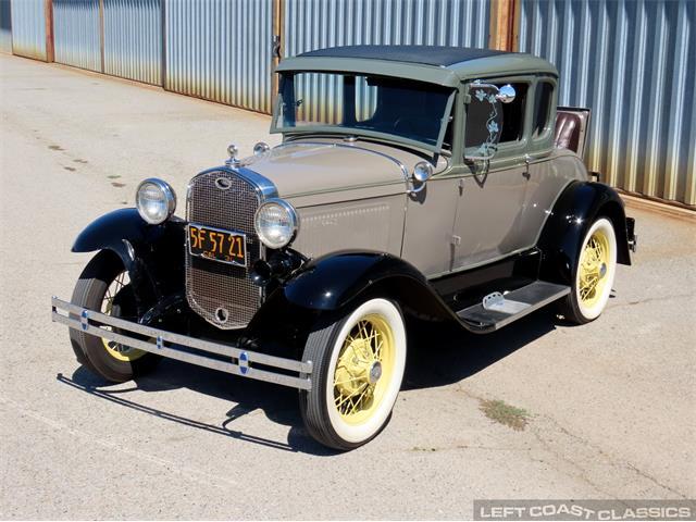 1931 Ford Model A (CC-1525274) for sale in Sonoma, California