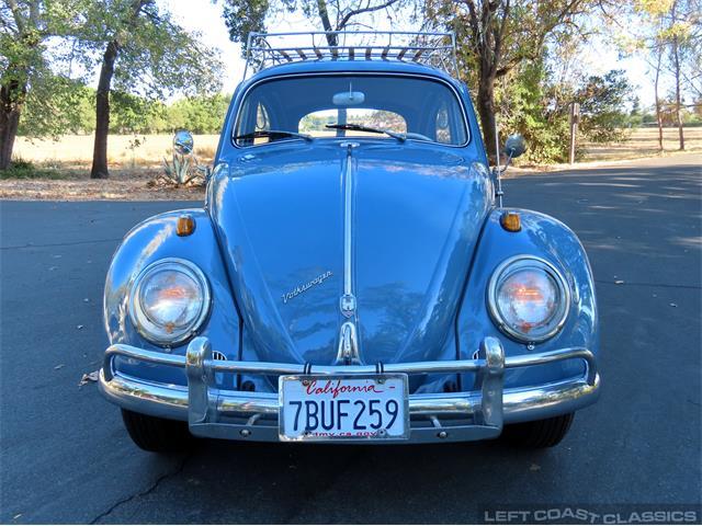 1959 Volkswagen Beetle (CC-1525277) for sale in Sonoma, California