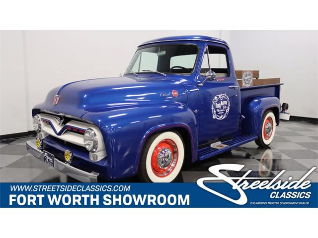 1955 Ford F100 (CC-1525304) for sale in Ft Worth, Texas