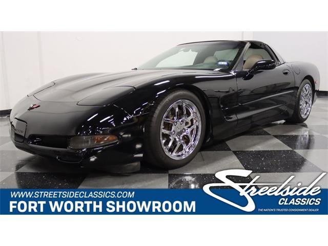 2002 Chevrolet Corvette (CC-1525309) for sale in Ft Worth, Texas