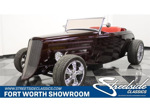 1933 Ford Roadster (CC-1525312) for sale in Ft Worth, Texas