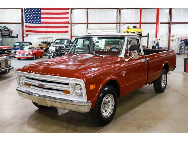 1968 Chevrolet C20 (CC-1525317) for sale in Kentwood, Michigan