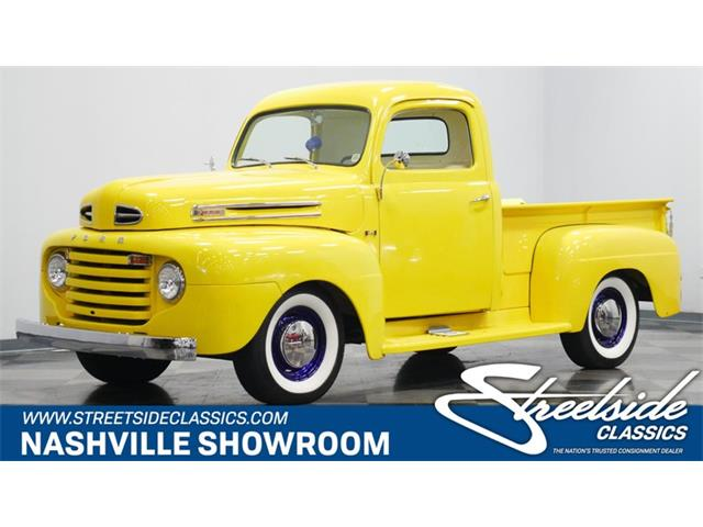 1949 Ford F1 (CC-1525318) for sale in Lavergne, Tennessee