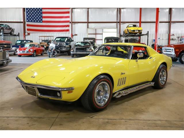 1969 Chevrolet Corvette (CC-1525322) for sale in Kentwood, Michigan
