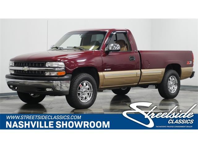 1999 Chevrolet Silverado (CC-1525330) for sale in Lavergne, Tennessee