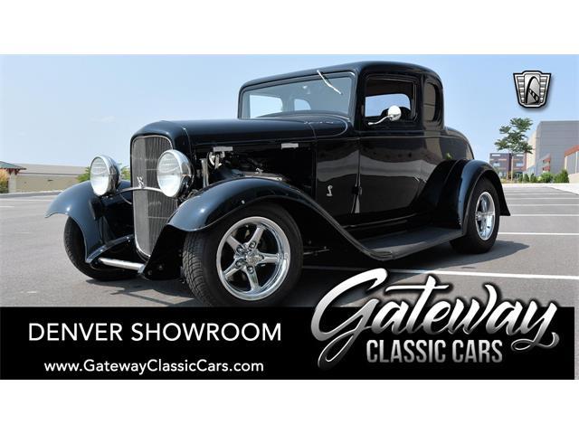 1932 Ford Coupe (CC-1525334) for sale in O'Fallon, Illinois