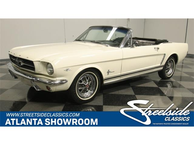 1965 Ford Mustang (CC-1525339) for sale in Lithia Springs, Georgia