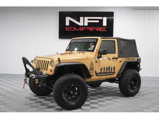 2013 Jeep Wrangler (CC-1520535) for sale in North East, Pennsylvania