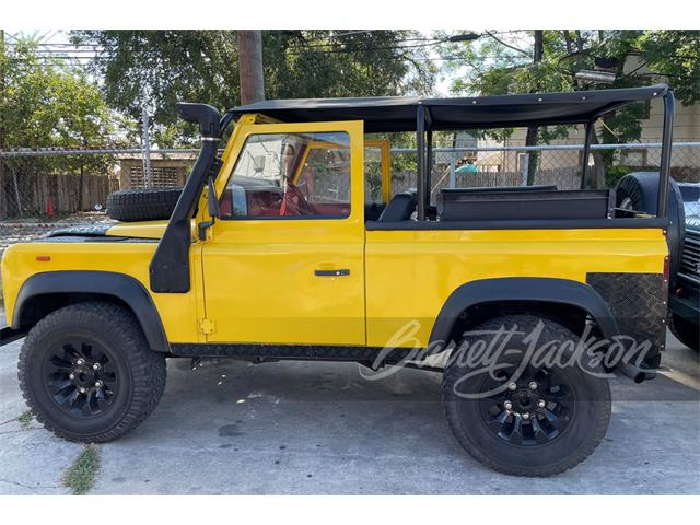 1992 Land Rover Defender (CC-1525354) for sale in Houston, Texas