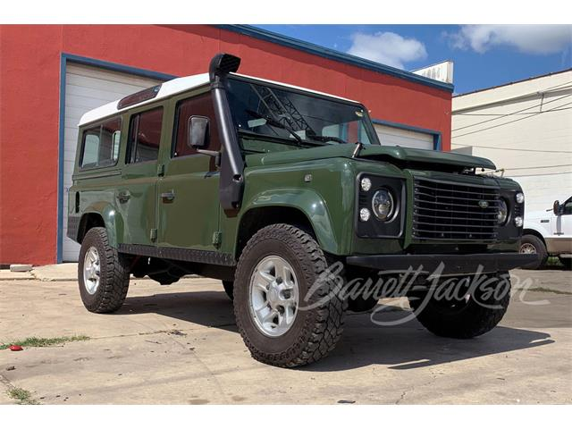 1995 Land Rover Defender (CC-1525355) for sale in Houston, Texas