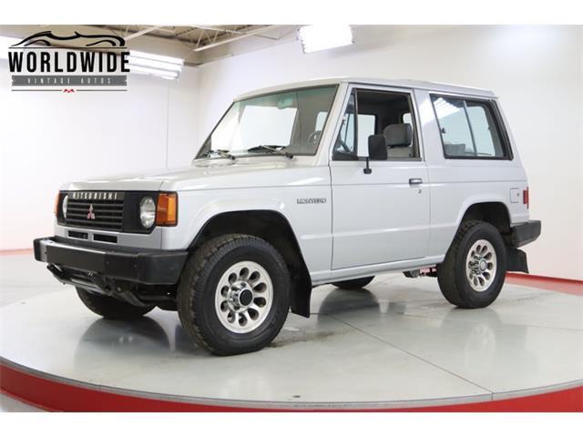 1988 Mitsubishi Montero (CC-1525364) for sale in Denver , Colorado