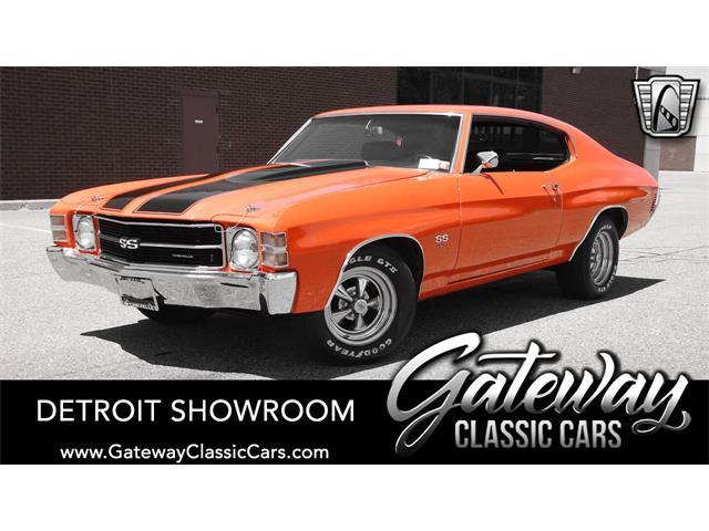 1971 Chevrolet Chevelle (CC-1525371) for sale in O'Fallon, Illinois